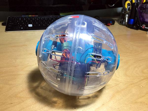 Axle Drive Ball
